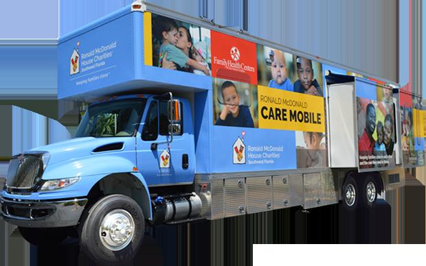 Family Health Centers of Southwest Florida, Inc. Ronald McDonald Care Mobile
